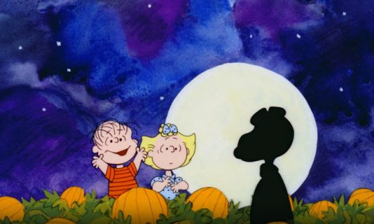 That isn't the Great Pumpkin, Casey. It's the IRS / Your Alleged Lender / Your Mom when she finds out what you did.