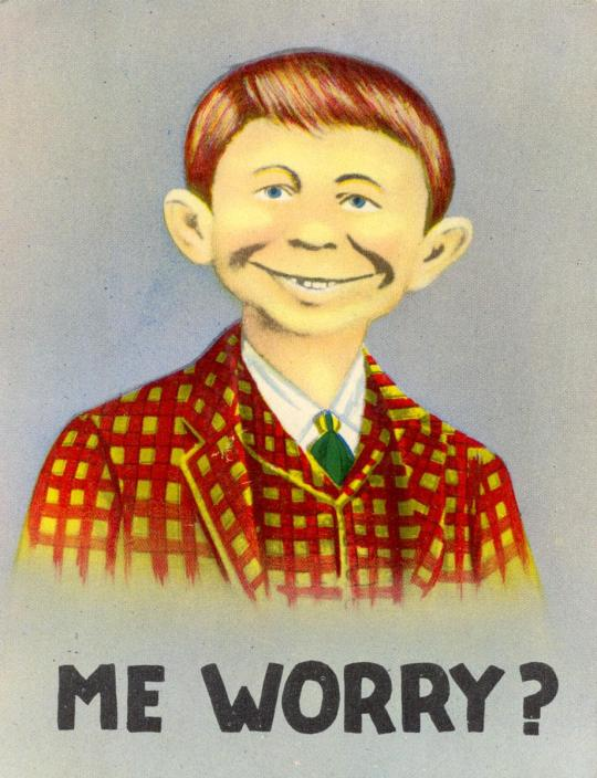 I know stuff about Alfred E. Neuman. Do you?