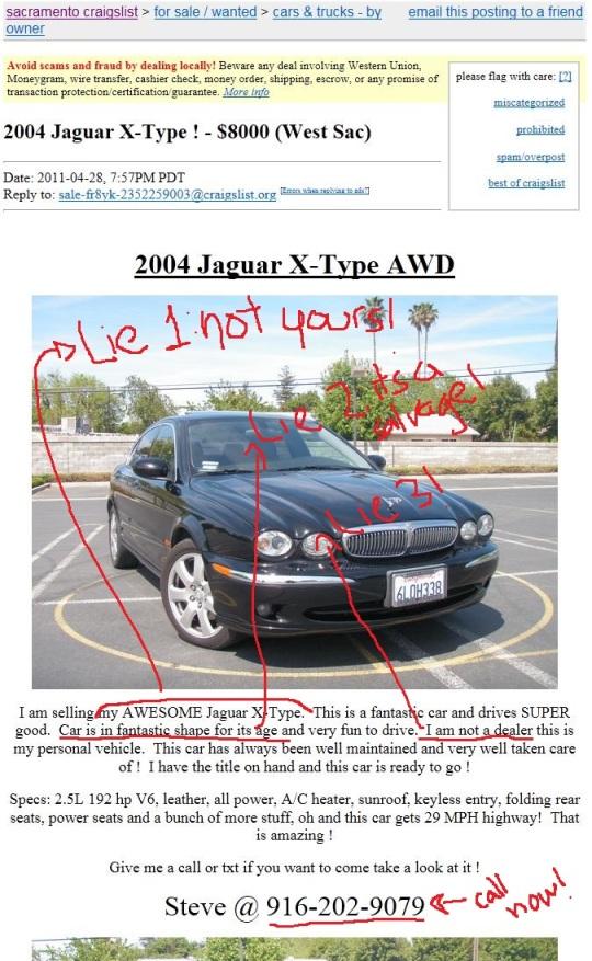 Steve Serin, you are a liar.